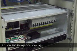 2 KW DC Enerji Güç Kaynağı