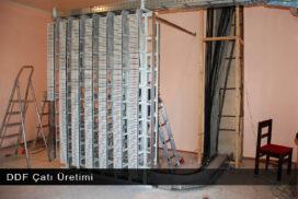 DDF Çatı Üretimi